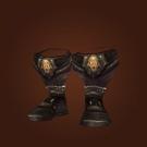Wrathful Gladiator's Treads of Alacrity Model