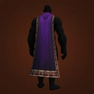 Bishop's Cloak, Bishop's Cloak, Shadowvine Cloak of Infusion, Baba's Cloak of Arcanistry Model