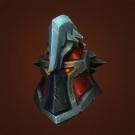 Wild Gladiator's Plate Visor, Warmongering Gladiator's Plate Visor Model