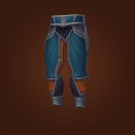 Vicious Gladiator's Silk Trousers Model