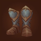 Vicious Gladiator's Greaves of Alacrity, Vicious Gladiator's Greaves of Meditation Model