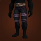Leggings of the Black Harvest Model