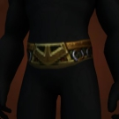 Guardian's Chain Girdle Model