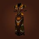 Replica Warlord's Dreadweave Robe Model