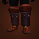Boots of the Petrified Forest Model