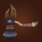 Hammerfall Mace, Stegodon Tusk Mace, Terokk's Gavel Model