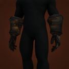 Wrathful Gladiator's Plate Gauntlets Model