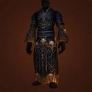 Valorous Deathbringer Robe Model