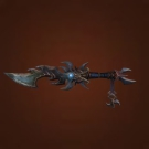 Wrathful Gladiator's Shiv Model