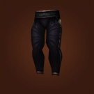 Legwraps of the Master Conjurer, Conqueror's Deathbringer Leggings Model