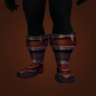 Firm-Set Treads, Emberspark Plate Boots, Darksky Treads, Ramkahen Front Boots, Baron Silverlaine's Greaves, Darksky Treads Model