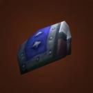 Azure Shoulderguards Model