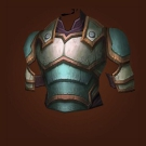 Parcel Bearer's Breastplate, Upstart's Breastplate, Upstart's Breastplate Model
