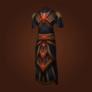 Sanctified Bloodmage Robe Model
