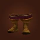 Runecloth Boots Model