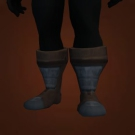 Enohar's Old Hunting Boots, Boots of Intimidation Model