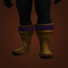 Nat Pagle's Extreme Anglin' Boots, High Councillor's Boots, Boots of Pure Thought, Imbued Netherweave Boots, Arcanoweave Boots Model