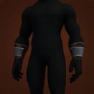 Rockspine Vambraces, Frostwolf Stalwart Bracers, Shardback Vambraces, Karabor Honor Guard Wristwraps, Agurak Wristplates Model