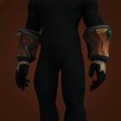 Plough Driving Grips, Errick's Woundbinder Gauntlets, Contender's Revenant Gauntlets, Hive Protector's Gauntlets, Hive Protector's Gauntlets, Dark Blaze Gauntlets Model