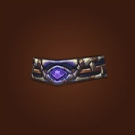 Crafted Malevolent Gladiator's Waistband of Accuracy Model