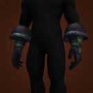 Deep Delving Gloves, Ravaged Leather Gloves, Deep Delving Gloves, Deep Delving Gloves Model