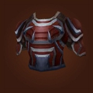 Panzar'Thar Breastplate, Savage Plate Chestpiece Model