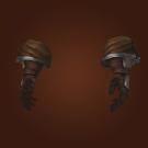 Wild Gladiator's Gauntlets Model
