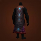 Onyxia Scale Cloak, Drape of the Faceless General, Titanskin Cloak Model