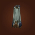Drape of Frozen Dreams, Mistwoven Windcloak, Blackfire Cape, Scorchburn Cloak Model