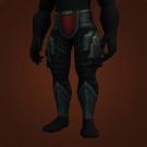 Wild Gladiator's Plate Legguards, Warmongering Gladiator's Plate Legguards Model
