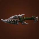 Malevolent Gladiator's Spellblade Model