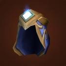 Wrathful Gladiator's Mooncloth Hood Model