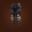 Leggings of the Water Moccasin, Eviscerator's Legguards, Leggings of Visceral Strikes, Chain Gang Legguards, Legguards of Swarming Attacks, Ravenous Leggings of the Furbolg Model