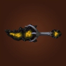 Runed Dagger of Solace Model