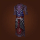 Shadowflame Robes Model