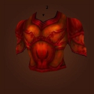 Bloodlust Breastplate Model