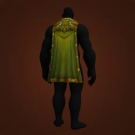 Wolfmaster Cape, Bloody Twilight Cloak, Dervish Cape, Glowing Thresher Cape, Archer's Cloak Model