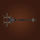 Wrathful Gladiator's War Staff, Wrathful Gladiator's Battle Staff, Wrathful Gladiator's Energy Staff Model