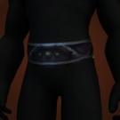 Guardian's Plate Belt Model