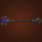 Wild Gladiator's Energy Staff Model
