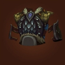 Chestplate of Destructive Resonance, Crazed Bomber's Breastplate, Blacksteel Chestplate Model