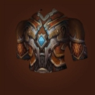 Cuirass of Cruel Intent, Crusader's Dragonscale Breastplate, Cuirass of Cruel Intent Model