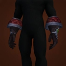 Lightningweaver Gauntlets, Crystal-Claw Gloves, Flameweaver Handwraps, Gloves of Tyranomancy, Lightningweaver Gauntlets, Crystal-Claw Gloves Model