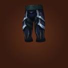 Wild Aspirant's Dreadplate Legguards, Wild Combatant's Legplates, Wild Combatant's Dreadplate Legguards Model
