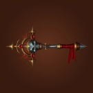 Wild Gladiator's Baton of Light, Wild Gladiator's Touch of Defeat Model
