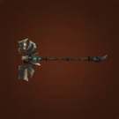 Prideful Gladiator's Energy Staff Model
