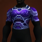 Twisting Nether Plate Shirt Model