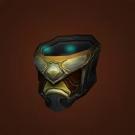 Heroes' Bonescythe Helmet Model