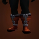 Imperial Red Boots, Felcloth Boots Model