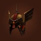 Spiked Titansteel Helm, Helm of the Crestfallen Challenger Model